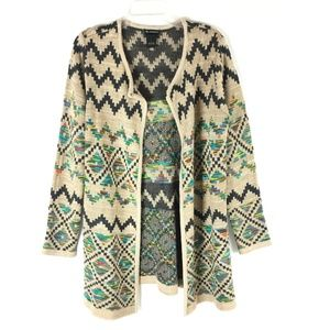 new directions Sweaters - New Directions Womens Long Cardigan Duster